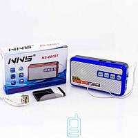 Радиоприемник NNS NS-001BT синий