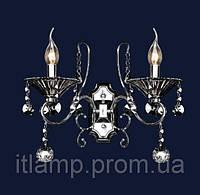 Бра, светильник настенный классический с хрусталем art702LSTW1302_2