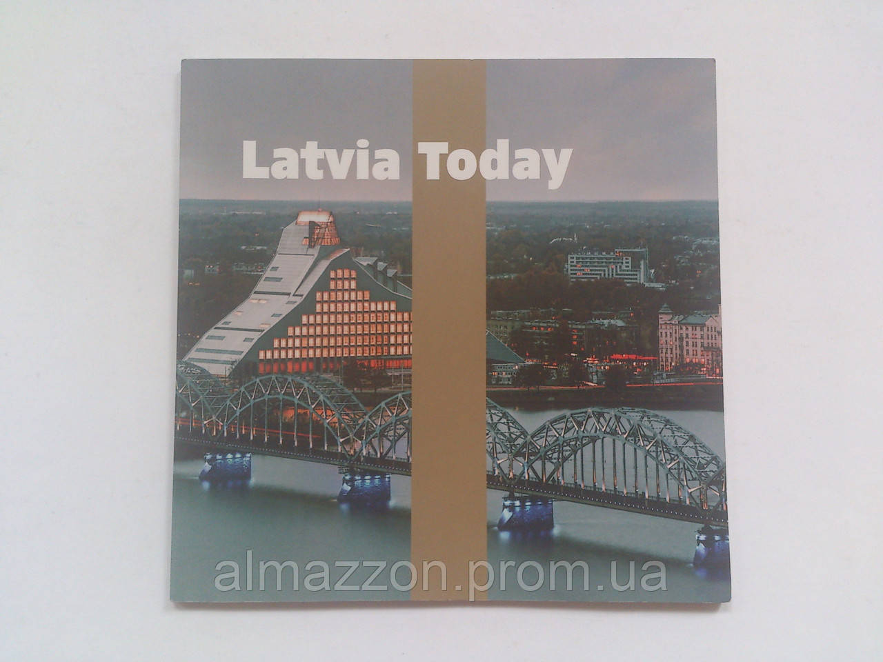Latvia today Латвия буклет. Туризм 2014