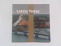 Latvia today Латвия буклет. Туризм 2014