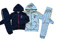 Трикотажные  костюмы-двойка для мальчиков опт, Buddy Boy, размеры 3/4-7/8  арт. 5577, фото 1