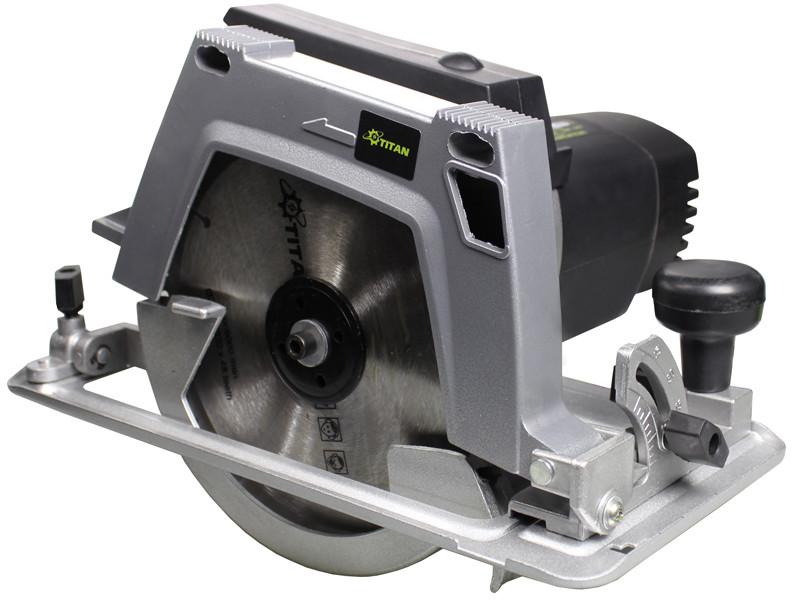 Пила дисковая TITAN PCP200 (1850Вт, диск 200мм)