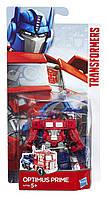 Трансформер Оптимус Прайм 8см классический, класс легенды - Optimus Prime, Legends, Hasbro
