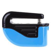 Малые Дисковые Тормоза Электронной Велосипед Сигнализация Блокировка Синий