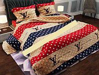 Красивое постельное белье из бязи