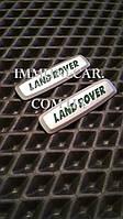 Шильдик, логотип LAND ROVER для автомобильного ковра
