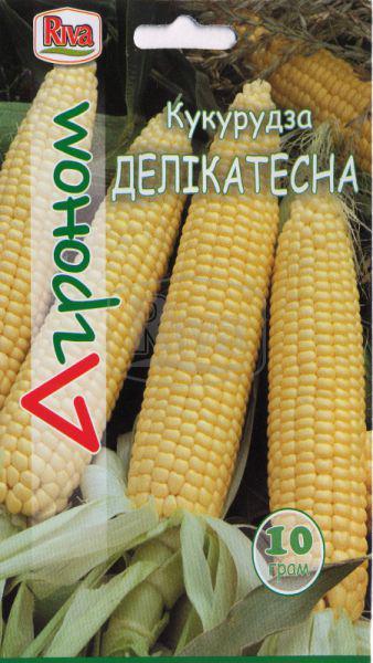Кукуруза сахарная Деликатесная, 10гр.