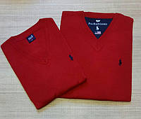 Свитер Polo красный, фото 1
