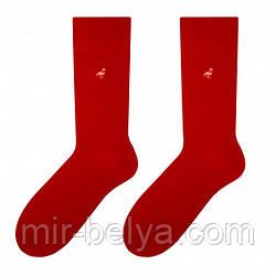 Мужские красные носки MORE