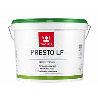 Шпатлевка для стен и потолков Престо ЛФ Tikkurila Presto LF Remonttitasoite