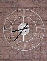 Кованые часы диаметром 60 см