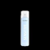 Cutrin Sensitive Finish It Hair Spray Super Strong No Fragrances Лак экстра-сильной фиксации без отдушки, 300
