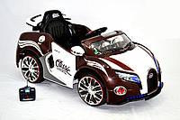 Детский электромобиль Bugatti Veyron SX1118: ШОКОЛАД, купить оптом, фото 1