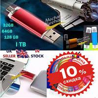USB Флешка 1TB FlashDrive OTG Device USB Memory