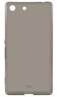Чохол Utty Ultra Thin Black TPU для Sony Xperia M5 E5633