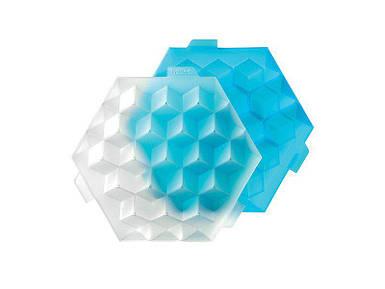 Прессформа для льда Ice Cube синяя