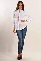 Вышиванка женская рубашка Этно-осень