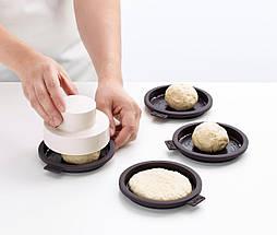 Пресс для гамбургеров в комплекте с формами для булочек My Burger 12 el., фото 2