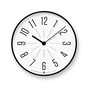 Часы Awa Джиджи белый циферблат черная оправа