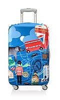 Чехол для чемодана LOQI Urban London