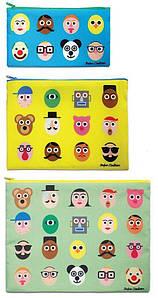 Пакетики Zip Pockets 3 шт. Faces