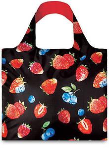 Сумка LOQI Juicy Strawberries