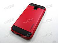 Чехол VERUS Samsung Galaxy J3 2017 J330 (красный), фото 1
