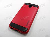 Чехол VERUS Samsung Galaxy J7 2017 J730 (красный), фото 1