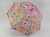 """Детские зонты """"Миньйоны"""" № 019 от Max Komfort"""