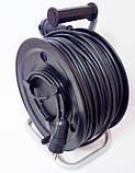Удлинитель на катушке с выносной розеткой 50м (2х2,5) 5 кВт, фото 3