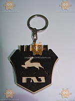 Брелок на ключи ГАЗ - GAZ (пр-во Украина)