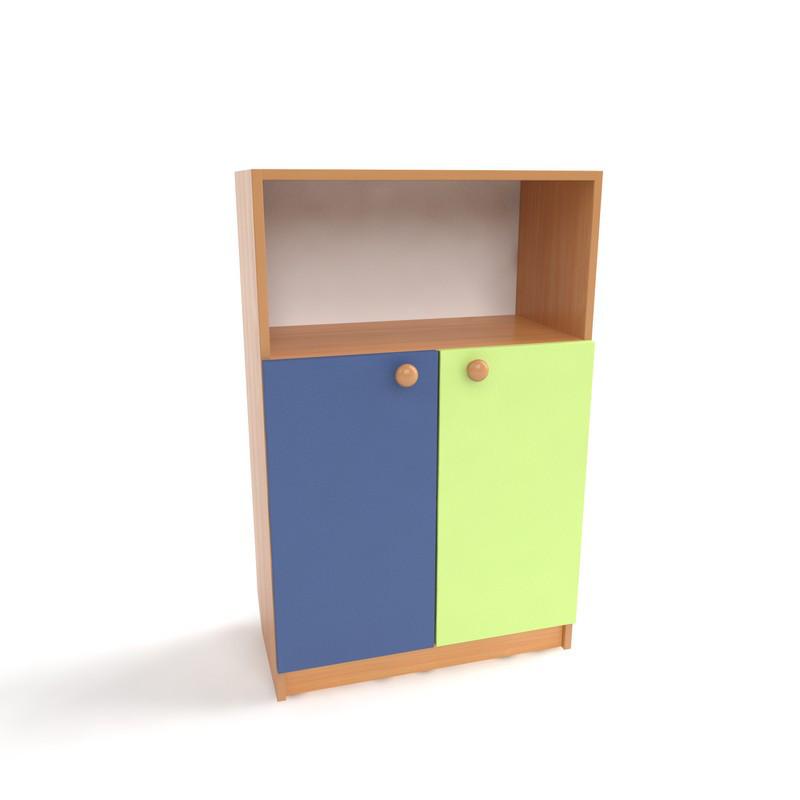 Шкаф для пособий, документов и детских работ Д-6 от производителя