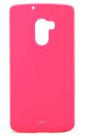 Чохол Utty U-TPU case Lenovo X3 Lite Pink