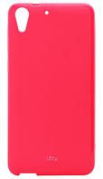 Чехол Utty U-case TPU HTC Desire 728 Pink