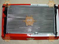 Радиатор охлаждения Нексия Nexia Daewoo (радиатор основной) алюм. (пр-во Aurora Польша)