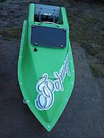 Кораблик для рыбалки с gps навигатором с автопилотом