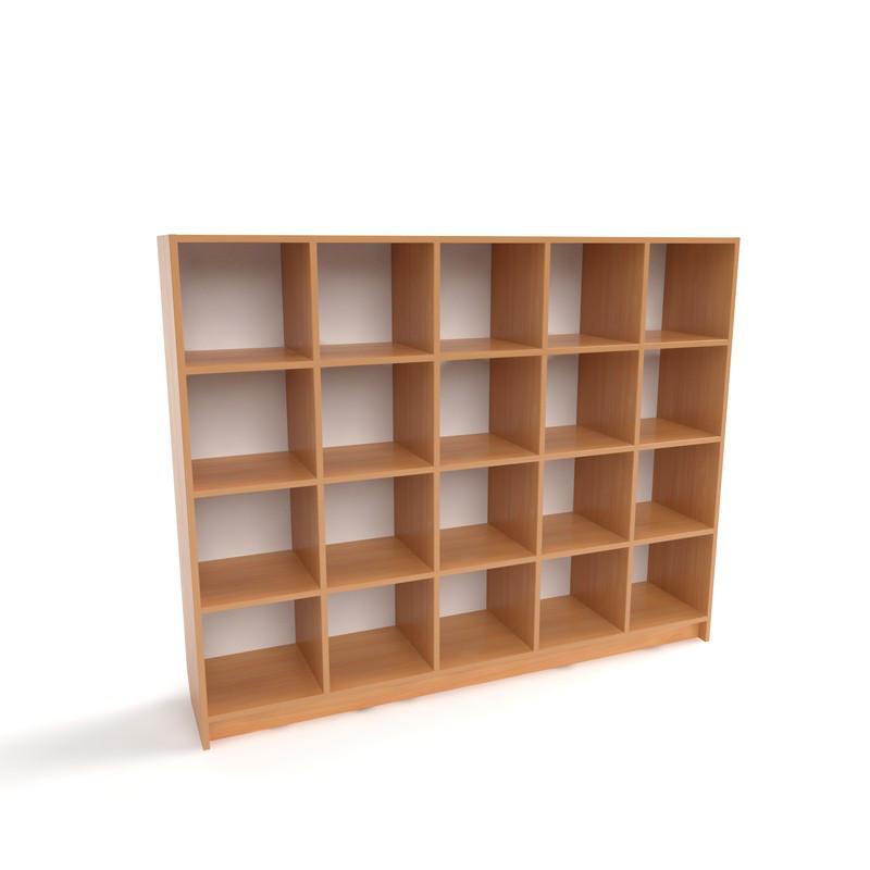 Шкаф для горшков в детский сад от производителя MEBLIX