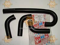 Патрубки печки Волга 31105 Chrysler двигатель (патрубки отопителя комплект из 4шт) (пр-во Балаково Россия)