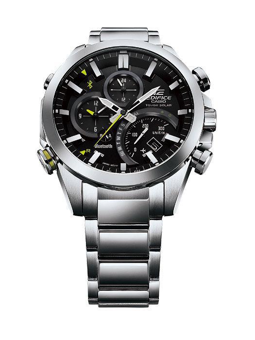 Часы Casio Edifice EQB-501D-1 Bluetooth — в Категории