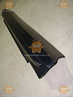 Накладки порогов ВАЗ 2121 НИВА ТЮНИНГ (2шт) (модель гладкие) (пр-во Россия) №123524