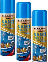 Спрей-краска для нубука и замши Tarrago Nano Nubuck Renovator