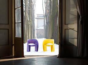 Кресло Raviolo фиолетовый, фото 3