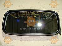 Зеркало боковое VOLVO Вольво левое электро подогрев 469X249мм (пр-во ДК)