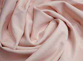 Костюмная ткань креп барби