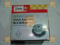 Вариатор задний Honda DIO TACT LEAD - 50 (с барабаном) № 63495 (пр-во DONGXIN Япония)