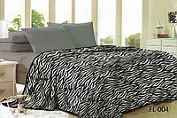 Плед флисовый двухспальный 180х210 Moorvin