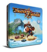 Настольная игра Пірати 7 морів (Пираты Семи Морей)