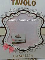 """Скатерть на стол с вышивкой """"Cavellia"""", Турция"""