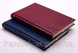 Ежедневник недатированный, клетка, 270 листов, 14х20 см, А5 в ассортименте