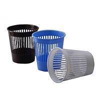 Пластиковая корзина для бумаг 12 л., фото 1
